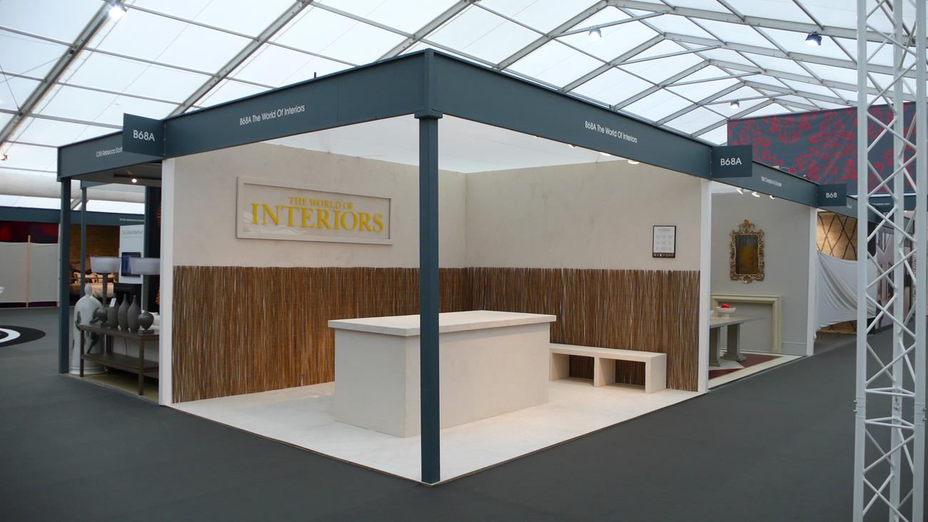 Setbuild UK, Editorial Shoot Set Construction, World Of Interiors