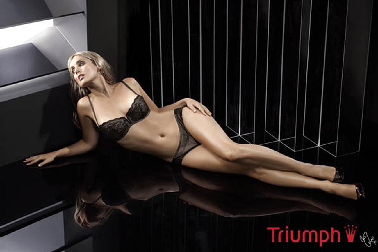 Setbuild UK, Advertising Campaign Set Construction, Triumph